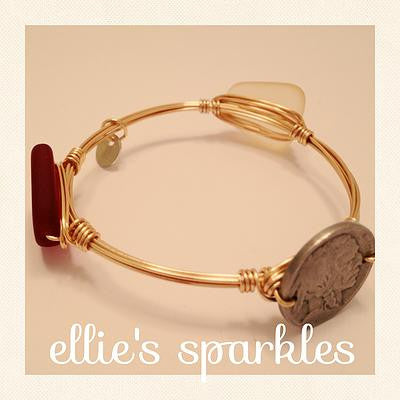 Seminole Game Day Bangle