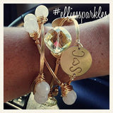 Sweetheart Bangle