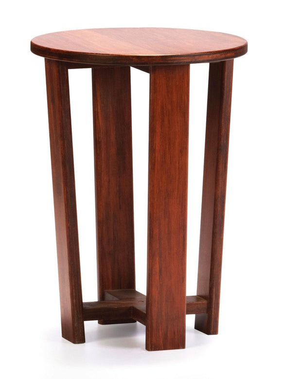 Greenington Daisy G0031N End Table Nutmeg Stained Bamboo