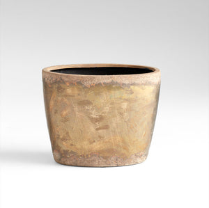 Cyan Design 05418 Planter in Bronze