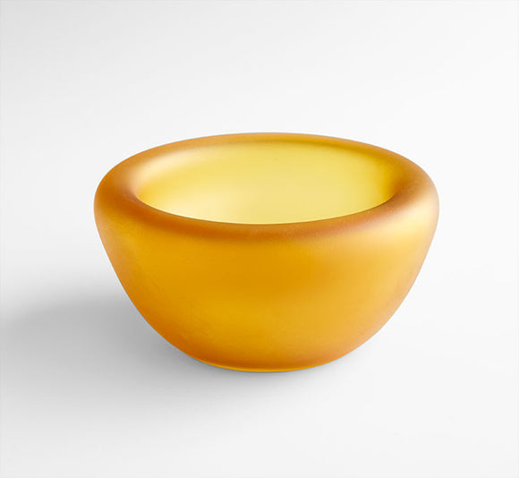 Cyan Design 06704 Bowl in Amber