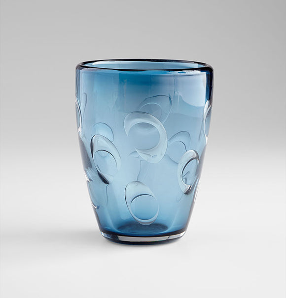 Cyan Design 07268 Vase in Blue