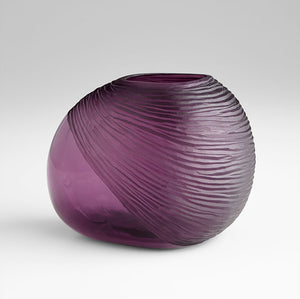 Cyan Design 07334 Vase in Purple