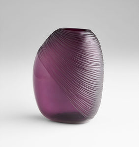 Cyan Design 07335 Vase in Purple