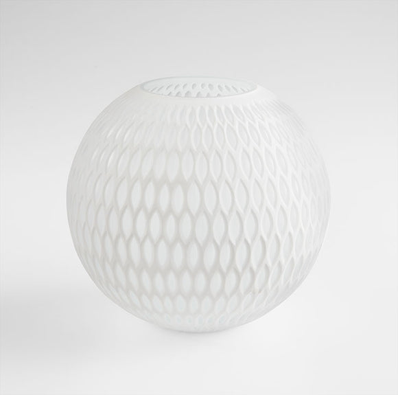 Cyan Design 07780 Vase in White