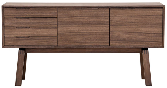 PBJ Furniture X-tra 110160 Sideboard in a Walnut Wood