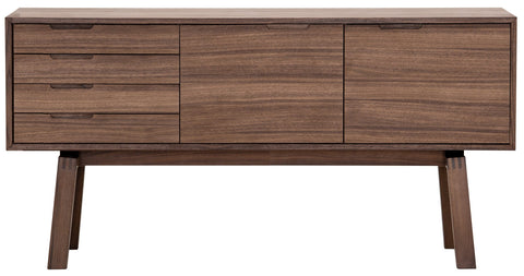 PBJ Furniture X-tra Walnut Sideboard