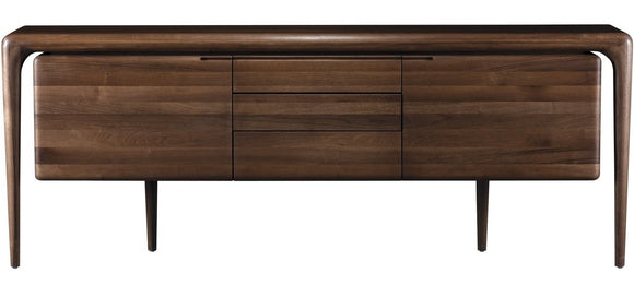 Artisan Bosnia Latus Sideboard in Walnut