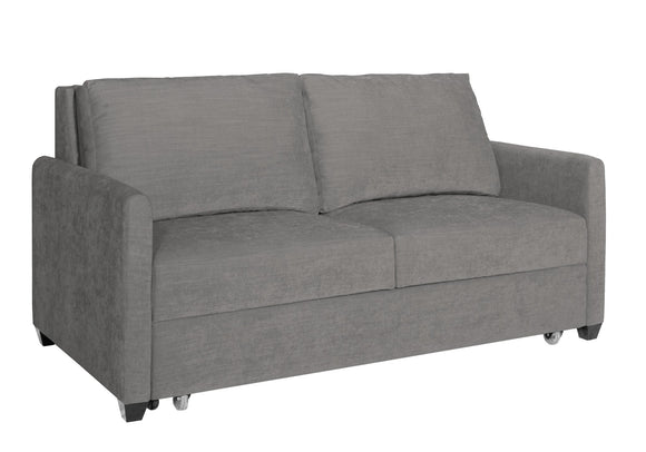 Lazar Somerset II Sleeper Sofa Blaine Dove GR10 Fabric
