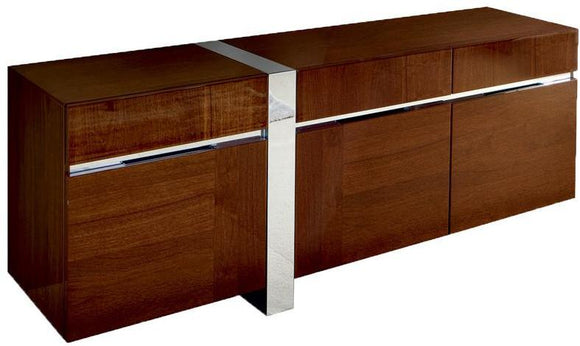 ALF Italia ITALIA PJIT0610 Walnut High Gloss Sideboard