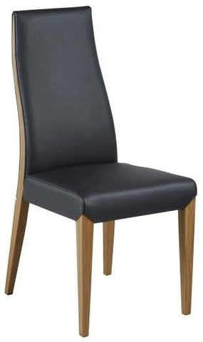 Actona Bianca Coffee Oak Dining Chair Denmark