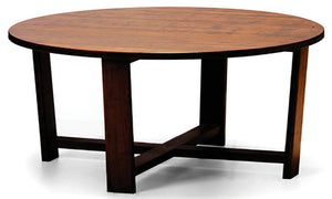 Greenington Daisy G0031N Coffee Table Nutmeg Stained Bamboo