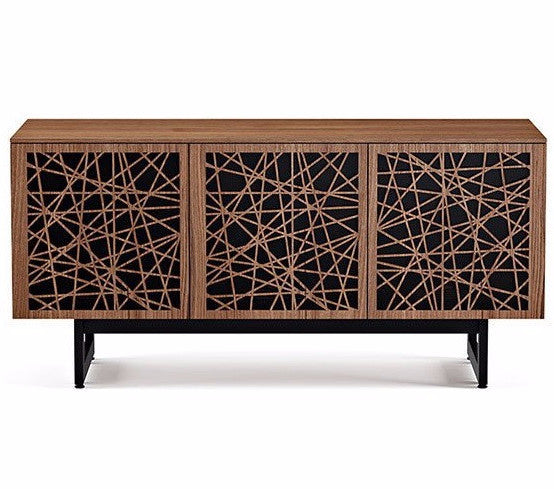 BDI 8777 Elements Media + Storage Natural Walnut TV Stand