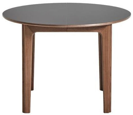 Skovby SM 111 Dining Table with a Walnut Top and Legs
