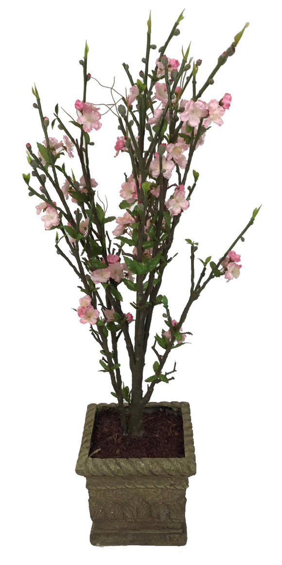 Light Pink Flowers ~ Artificial