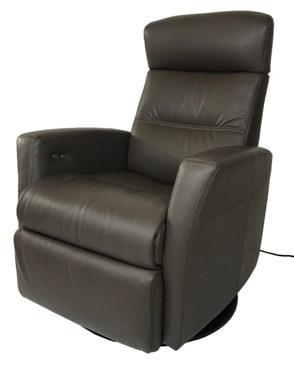 IMG RM225 Divani Power Recliner with Ottoman