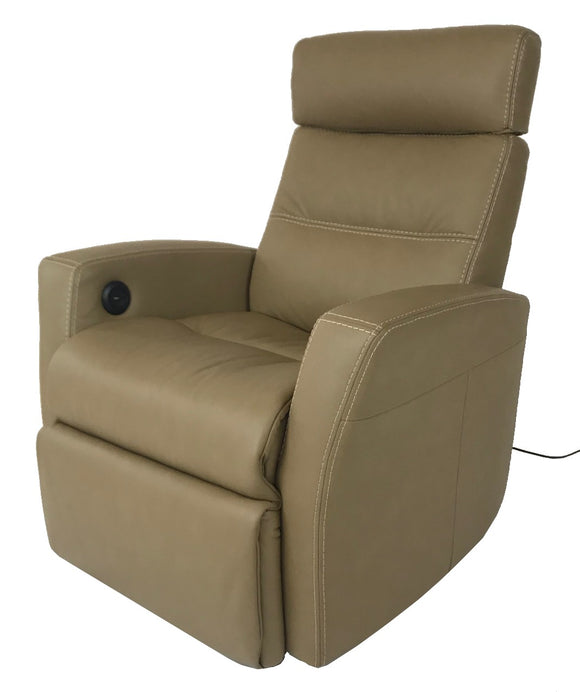 IMG WM325 Divani Recliner with Ottoman