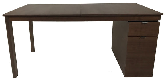 Skovby SM 103 Dining Table in Lacquered Walnut