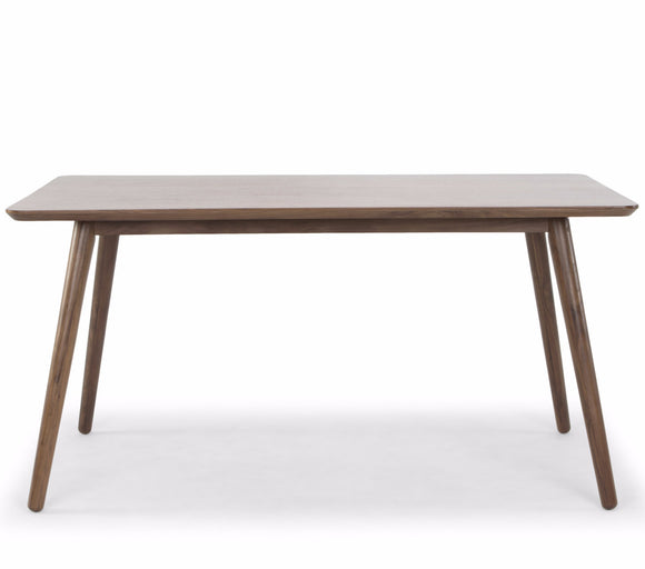Scandinavian Design IR 10 Coffee Table in Walnut Wood