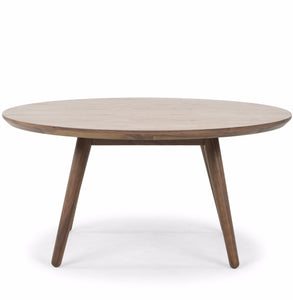 Scandinavian Design IR 13 Coffee Table in Walnut Wood