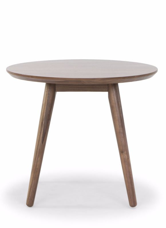 Scandinavian Design IR 14 End Table in Walnut