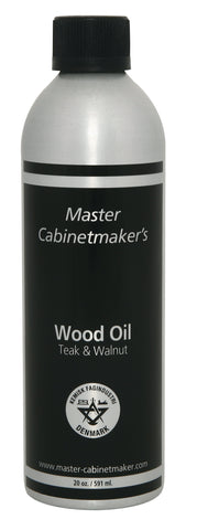 Master Cabinetmaker Wood Oil