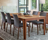 Skovby SM 27 Dining Table in Lacquered Cherry