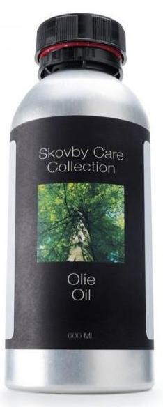 Skovby Care Natural and White Oil