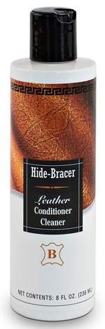 Belltone Hide-Bracer Leather Conditioner and Cleaner