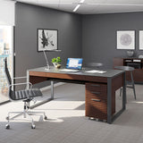 BDI Furniture Corridor Desk 6521