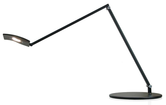 Koncept Mosso Desk Lamp Metallic Black; Silver; White Modern LED Lighting