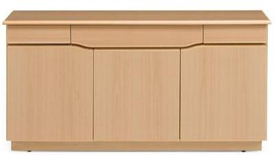 Skovby SM 303 & SM 354 Sideboard & Hutch Maple