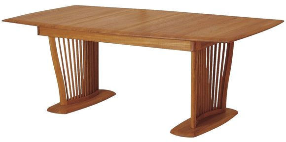 Sun Company FS6 Dining Table in Teak