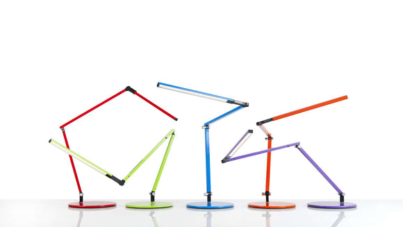 Koncept Z Bar Mini Lamp Blue; Green; Orange; Red Modern LED Functional Lighting