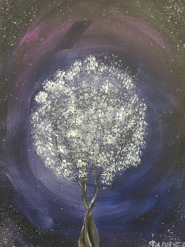 Starry Tree pARTy