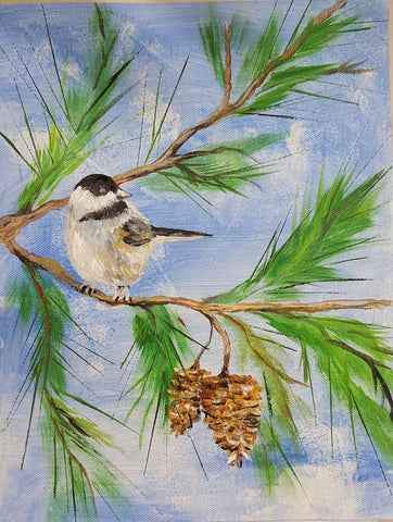 Chickadee pARTy