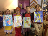 Fall Youth Art Intensive