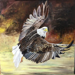 On Eagle's Wings, Oils