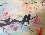 Birds on a Branch pARTy