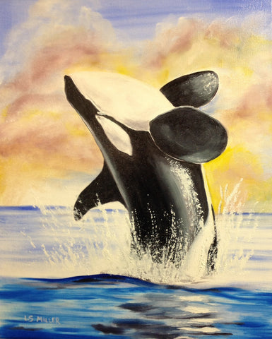 Orca pARTy 9/16, 6-8pm