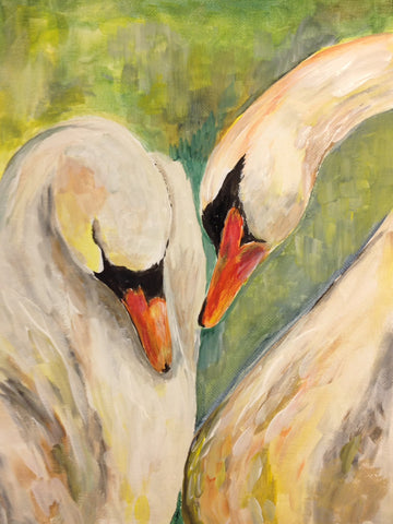 Swans pARTy 9/30, 6-8pm