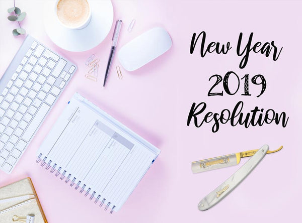 New Year 2019 Resolution