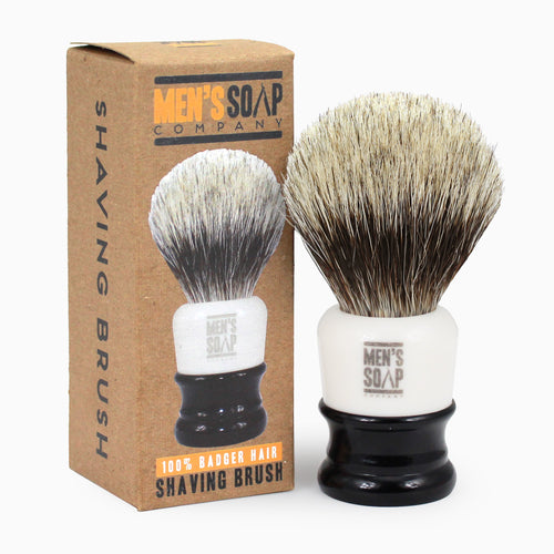 Pure Badger Hair Shaving Brush, 24mm