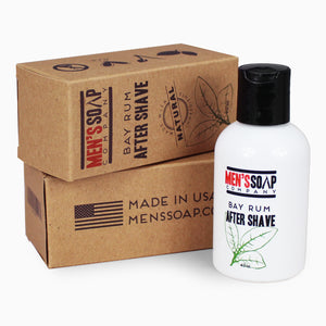 After Shave Balm, 4.0 oz - Bay Rum