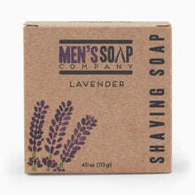 Lavender Shaving Soap Refill Puck, 4.0 oz