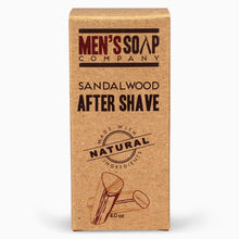 After Shave Balm, 4.0 oz - Sandalwood
