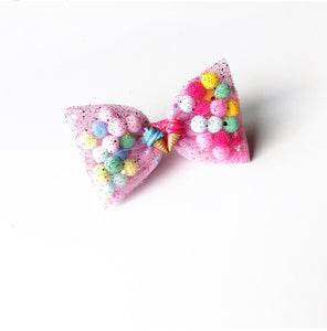 Ice cream Sprinkles Pominnie Bow