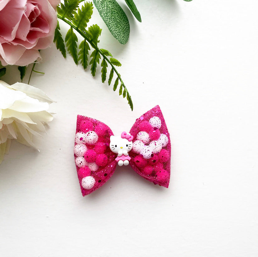 Hello Kitty Pominnie bow