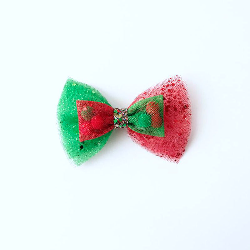 Pominnie Angelwing Mini Christmas Red + Green