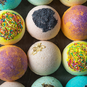 Virtual Bath Bomb Workshop - May 1st @1pm (ONLINE) Liquid Happiness (Lemongrass)